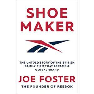 shoe maker book by Joe Foster