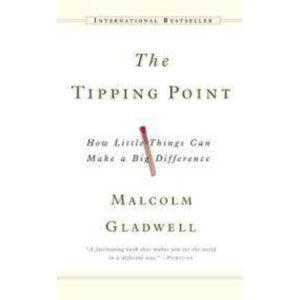 the tipping point book by malcolm gladwell
