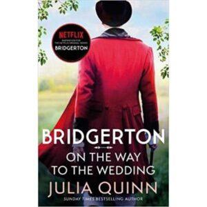 On The Way To The Wedding, bridgerton book