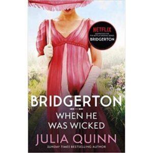 when he was wicked bridgerton book