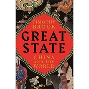 great state by Timothy Brook