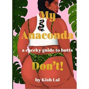 my anaconda dont book