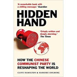 hidden hand book