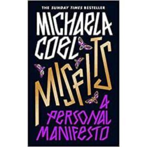 Misfits book by Michaela Coel
